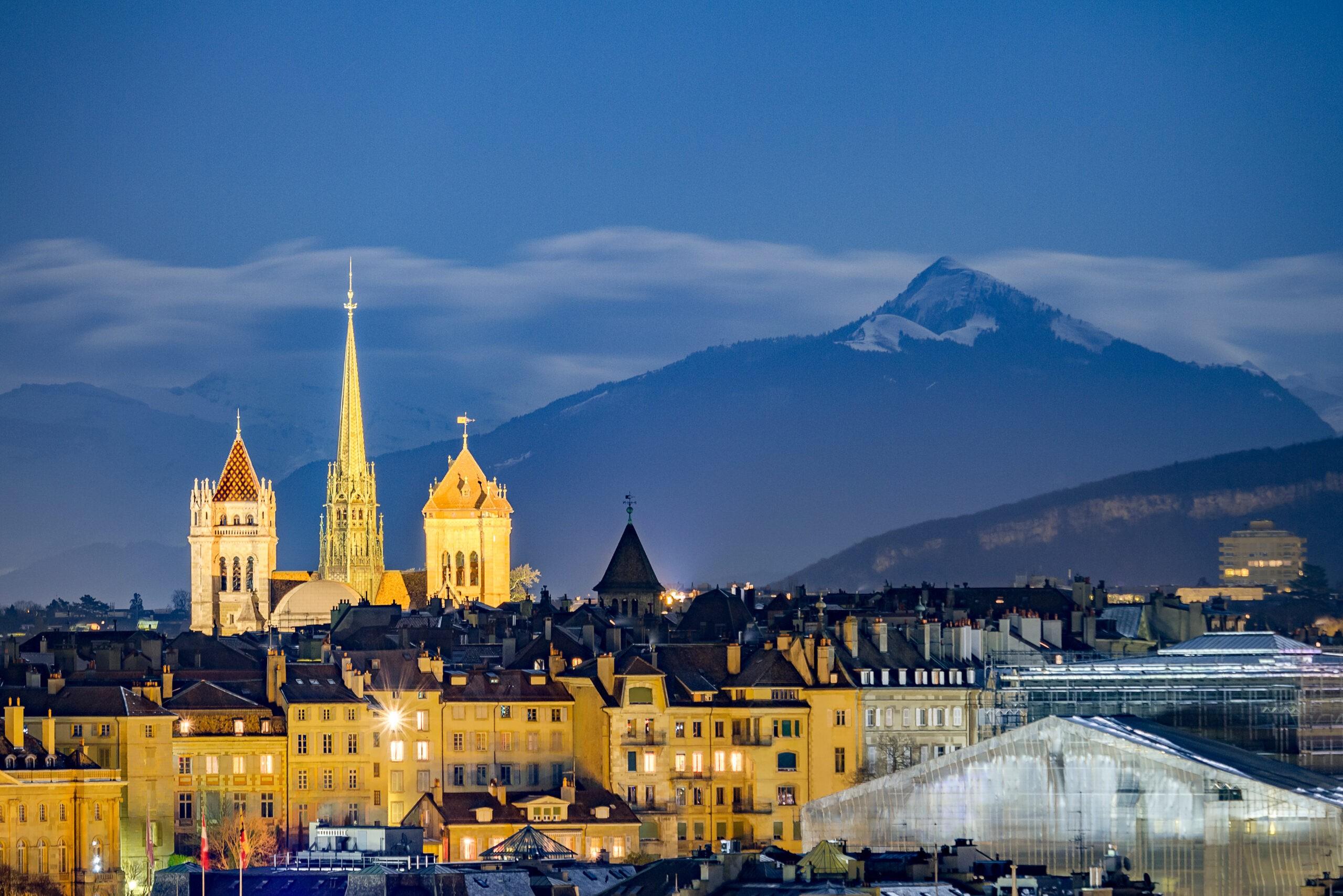 Week-end Genève