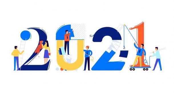 Le calendrier 2021 avec les jours fériés et grandes occasions