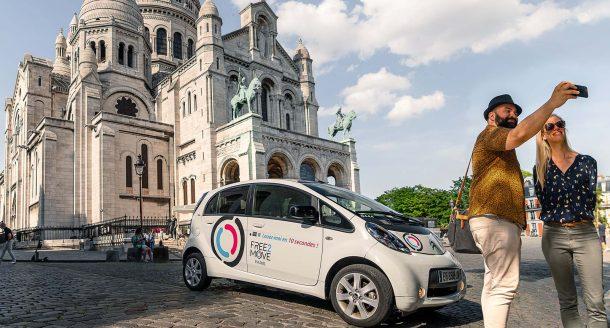 Un cache-cache grandeur nature dans Paris avec Smartbox et Free2Move !